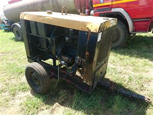 3 Phase Tow behind Generator