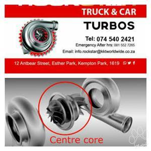 Turbochargers / Turbos - Garrett, Borg Warner, Holset, Jrone