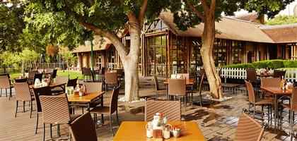 A Weeks Relaxing Holiday at Magalies Park - 24th to 31st August