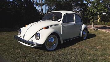 1974 Volkswagen Beetle 1600 TwinPort (Collector's Item)