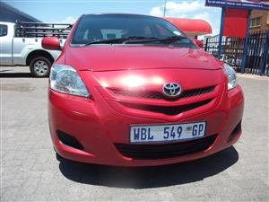 2007 Toyota Yaris 1.3 T3 sedan