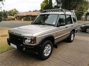 2003 Land Rover Discovery DISCOVERY 2.0 SE