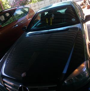 2009 Mercedes Benz CLC 200 Kompressor Sports Touchshift