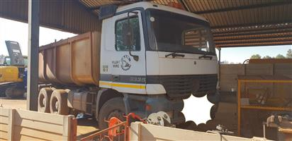 Mercedes 3335 Waterbowser for sale