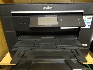 Fax, print, scan, copy Brather MFC J2720. Maltifunction center . Wi-Fi. In excellent condition