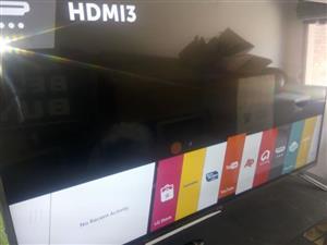 Tv Lg 50 inch super smart 3d