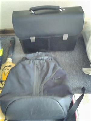 Leather laptop bag for sale