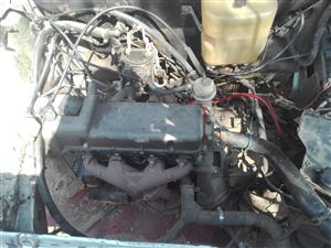 Fiat uno 1.1 engine and gearbox