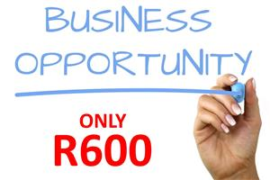 Amazing Business Available - Only R600