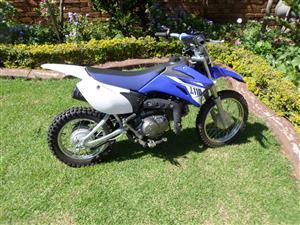 2014 Yamaha TTR 110cc.