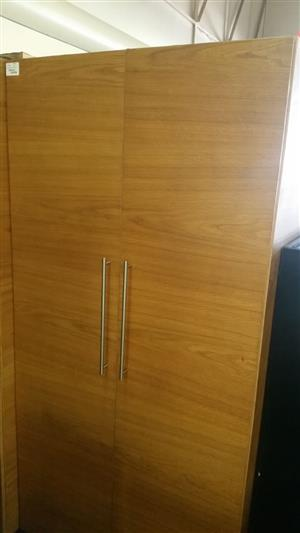 Wooden 2 Door Cupboard