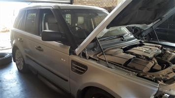 Range Rover Sport TDV8 - Stripping for Spares