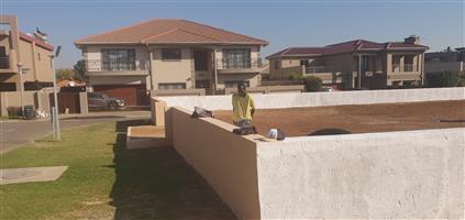 P & B .Building construction cc