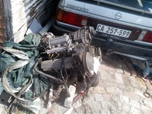1988 Opel Commodore