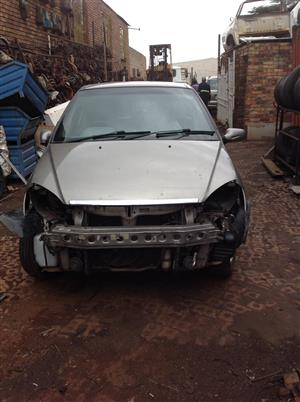 Stripping Tata Indica 2007 for Spares