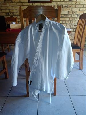 Karate Suit - 3/160 - Mitsuko Opal