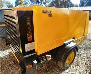 Kaeser M80 Compressors