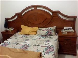 Cherrywood Bedroom Suite for Sale