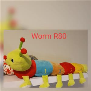 Toy worm for sale