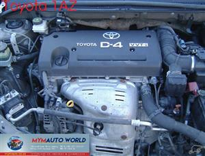 Imported used  TOYOTA CAMRY 2.0L,1AZ engine Complete