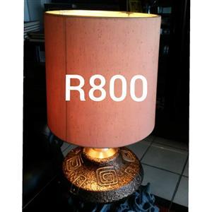 Peach lamp for sale
