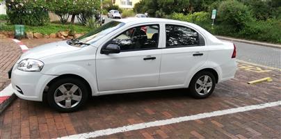 2010 Chevrolet Aveo 1.6 LS sedan
