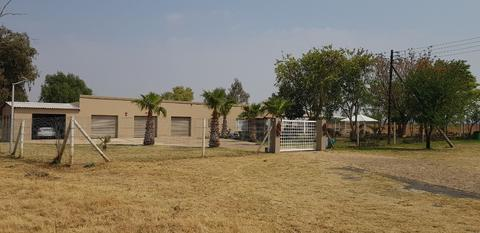 Small Holding For Sale in Klerksdorp