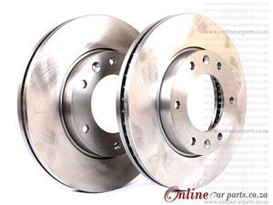 Hyundai H1 2010- Brake Discs