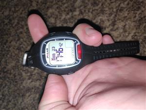 Polar rs100 fitness watch