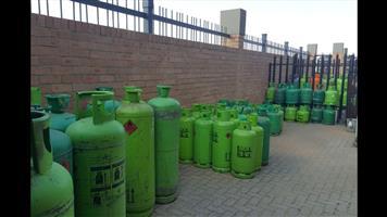 GAS BOTTLE REFILLS EXCHANGE REPAIR SALE