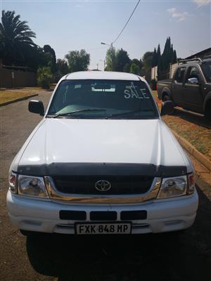2003 Toyota Hilux double cab HILUX 2.8 GD 6 RAIDER 4X4 P/U D/C