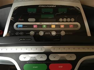 Pro form 950 treadmill