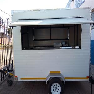 3.0M Mobile Kitchen / Food Trailer For Sale from R48000