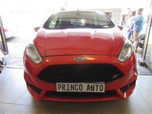 2013 Ford Fiesta 1.6 3 door Titanium