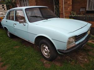 1982 Peugeot 504