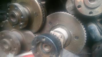 Opel astra / kadett 2l crankshafts