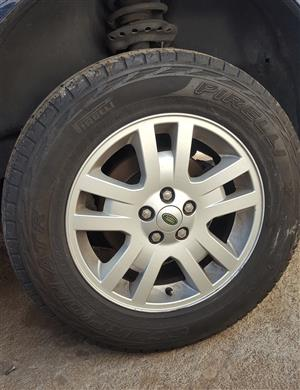 Land Rover Freelander 2 Rim Set for sale | Auto Ezi