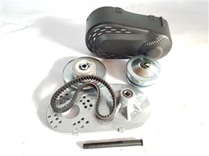 16 to 19mm dry clutches for sale for 5.5hp to 9hp engines