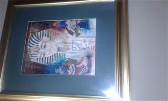 Egyptian art collection for sale in very good condition(West rand)