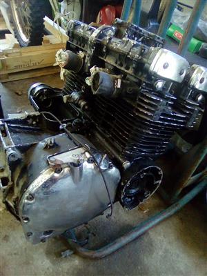 GSX 1100 KATANA ENGINE R11000 @CLIVES BIKES IMPORTS