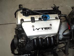 HONDA CIVIC 2.0 K20A ENGINE R11000