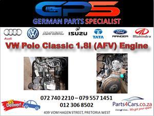 VW Polo Classic 1.8i (AFV) Engine for Sale