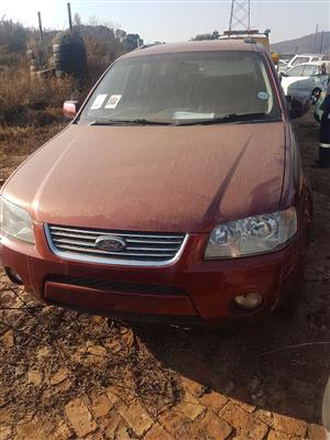 2005 FORD TERRITORY STRIPPING SPARES