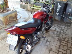 2008 Honda CBX