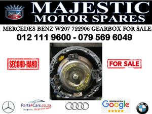 Mercedes benz W207 gearbox for sale