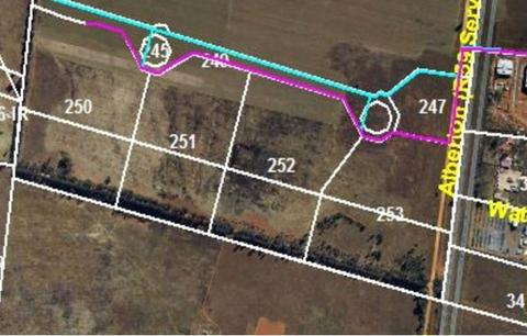 LARGE ZONED VACANT LAND FOR SALE MIDVAAL AT R 495 per Sqm.