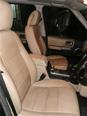 2008 Land Rover Discovery 3 TDV6 S