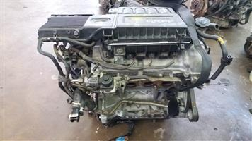 Mazda 2 1500 16V Engine # ZY