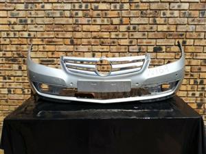 Mercedes Benz A-class W169 FACELIFT Front Bumper