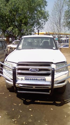 FORD RANGER 3.0 DURATORQ STRIPPING FOR SPARES